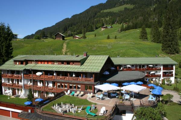 Hotellikuvia: IFA Alpenhof Wildental Hotel Kleinwalsertal, Mittelberg
