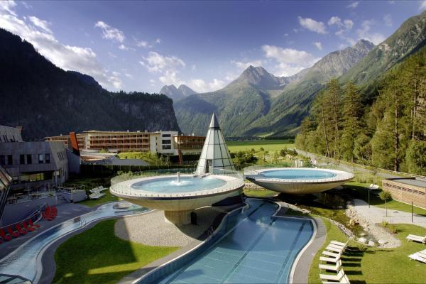 Hotelfoto's: Aqua Dome 4 Sterne Superior Hotel & Tirol Therme Längenfeld, Längenfeld