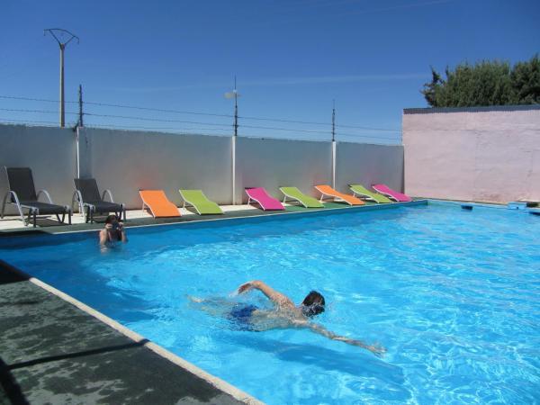 Hotel Pictures: Camping La Capea, Aldeaseca de Armuña