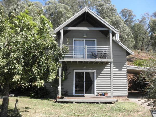 Zdjęcia hotelu: Captain Moonlight Cottage, Mount Beauty