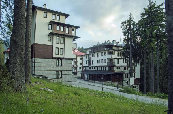 Fotografie hotelů: Green Life Family Apartments Pamporovo, Pamporovo