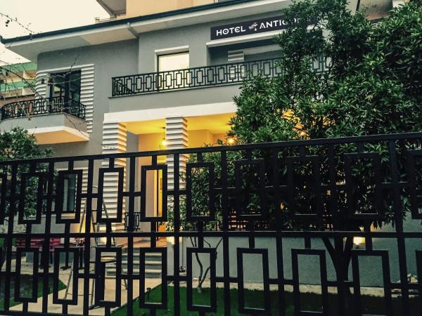 Фотографии отеля: Hotel Antigone, Тирана