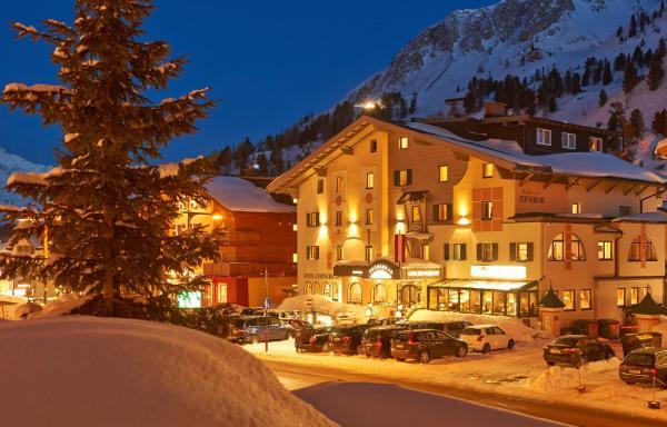 Hotellbilder: Hotel Zehnerkar, Obertauern
