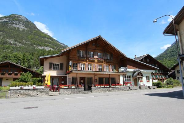Hotel Pictures: Hotel-Restaurant Alpina, Innertkirchen