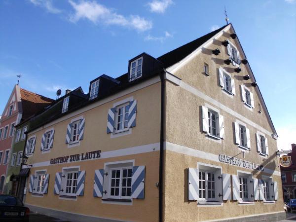 Hotel Pictures: Hotel Garni zur Laute, Mindelheim