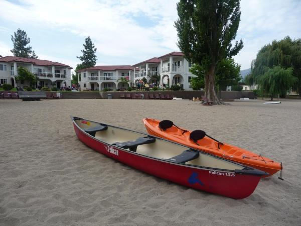 Hotel Pictures: Sandy Beach Motel, Osoyoos