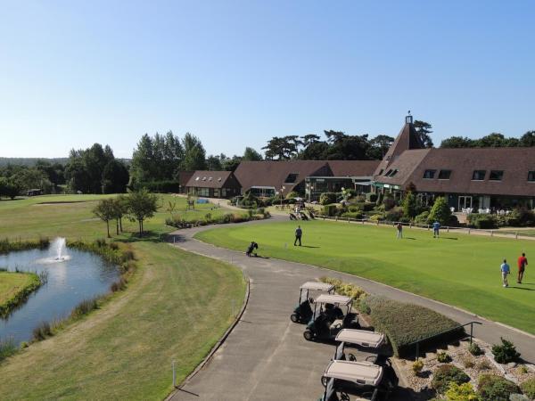 Hotel Pictures: Ufford Park Hotel, Golf & Spa, Woodbridge