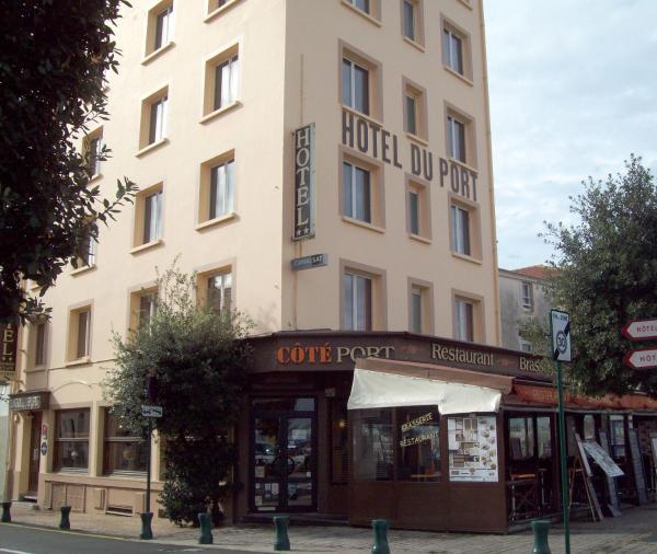 Hotel Pictures: Hôtel Du Port, Les Sables-d'Olonne