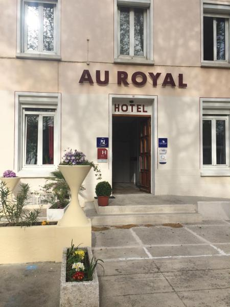 Hotel Pictures: Au Royal Hotel, Carcassonne