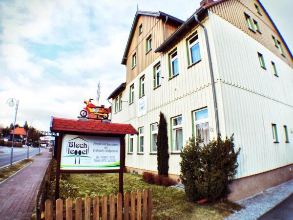 Hotel Pictures: Blechleppel - Die Pension im Harz, Benneckenstein