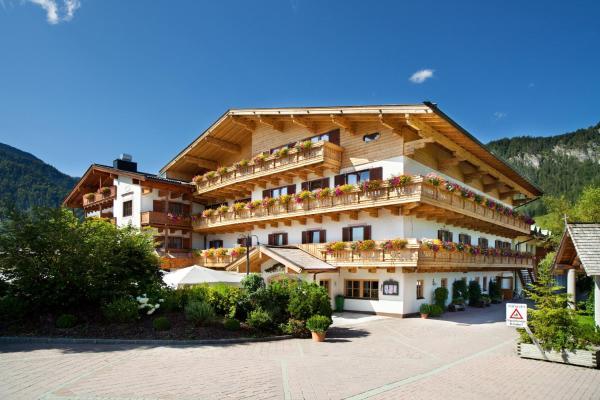 Hotelbilleder: Hotel Schörhof, Saalfelden am Steinernen Meer