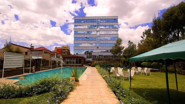 Hotel Pictures: Orange River Hotel Apartments, Addis Ababa