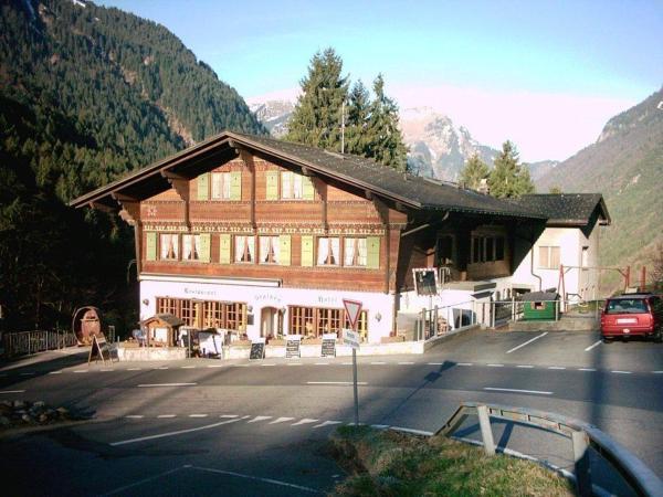 Hotel Pictures: Hotel Stalden, Lütschental