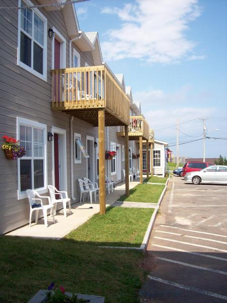 Hotel Pictures: Hotel-Motel Le Panorama, Perce