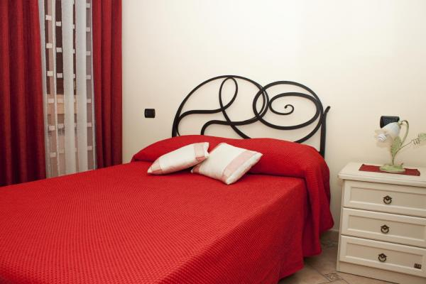 Room with Small Double Bed