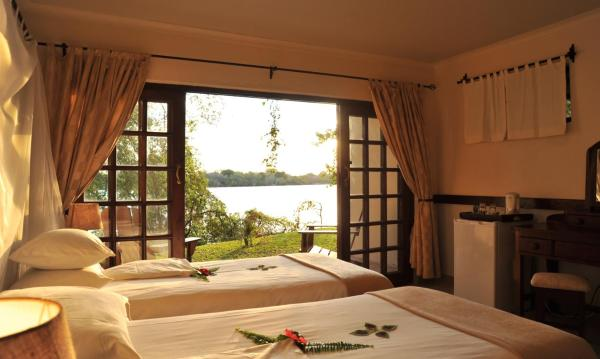 Riverside Room with River View