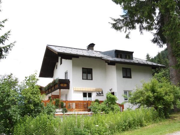 Hotellikuvia: Apartment Hildegard 2, Lungötz
