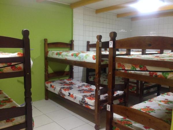 Bunk Bed in 12-Bed Mixed Dormitory Room