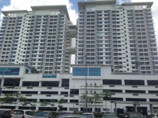Foto Hotel: Apartment Sky Garden 1, Johor Bahru