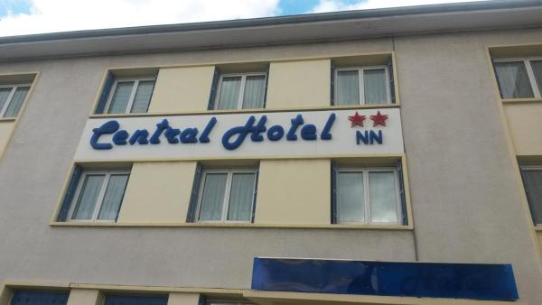 Hotel Pictures: Central Hotel, Saint-Priest