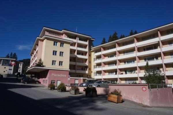 Hotel Pictures: Paradies Apartments, Arosa