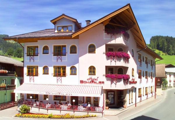 Hotel Pictures: Hotel Schattauer, Wagrain