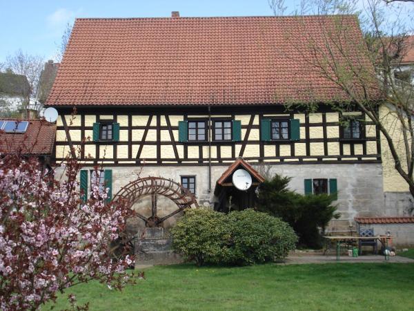 Hotelbilleder: Hotel-Restaurant Bergmühle, Neudrossenfeld