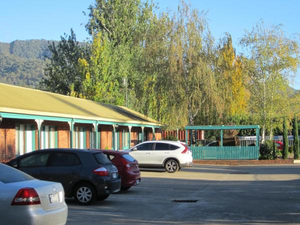 Hotel Pictures: Snowgum Motel, Mount Beauty