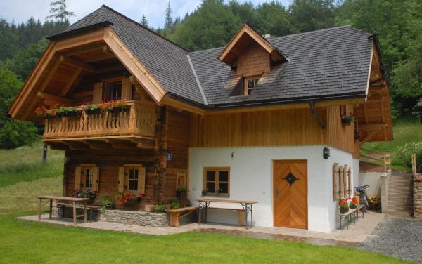 Fotos de l'hotel: Ferienhaus Leitenbauer-Huabn, Pernegg an der Mur