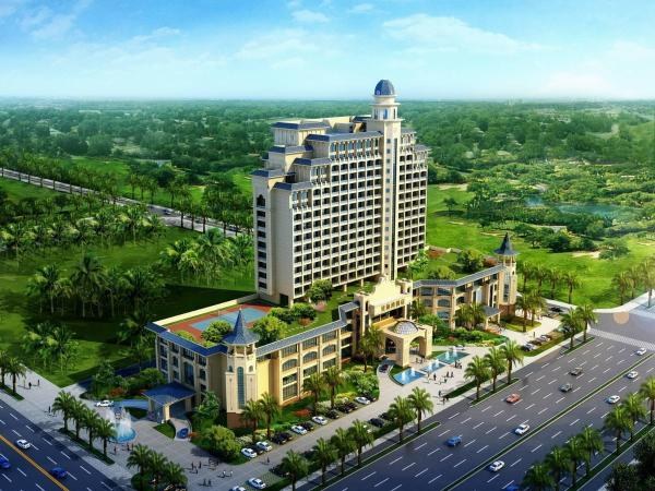 Hotel Pictures: Chateau Star Sea Hotel, Xuwen