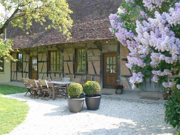 Hotel Pictures: Chambres d'hôtes le Meflatot, Serley