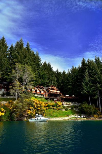 Fotografie hotelů: Dos Bahias Lake Resort, Villa La Angostura