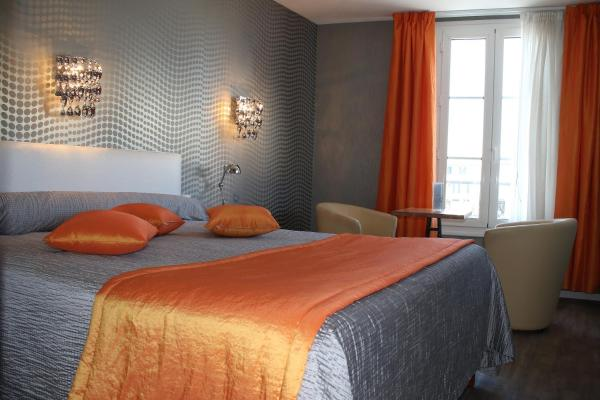 Superior Double Room with Harbour View