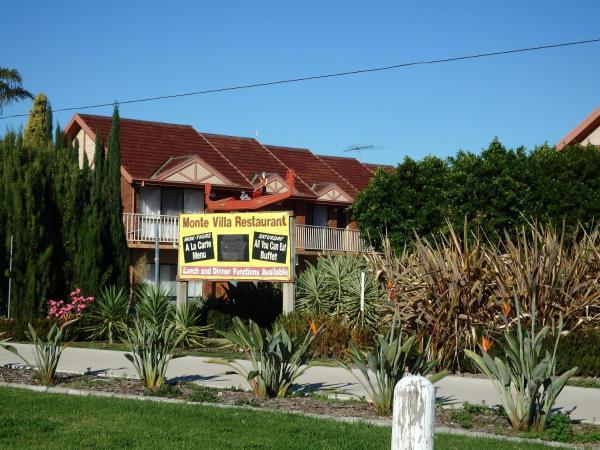 ホテル写真: Monte Villa Motor Inn, ウェリビー