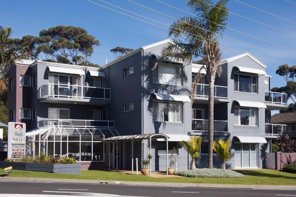 Fotografie hotelů: Mollymook Cove Apartments, Mollymook