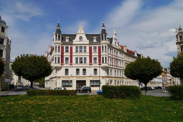 Hotel Pictures: Menzels Pension Drehscheibe, Görlitz