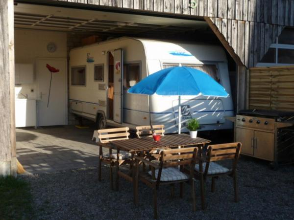 Hotel Pictures: Caravan Hinderfeld, Rothenburg