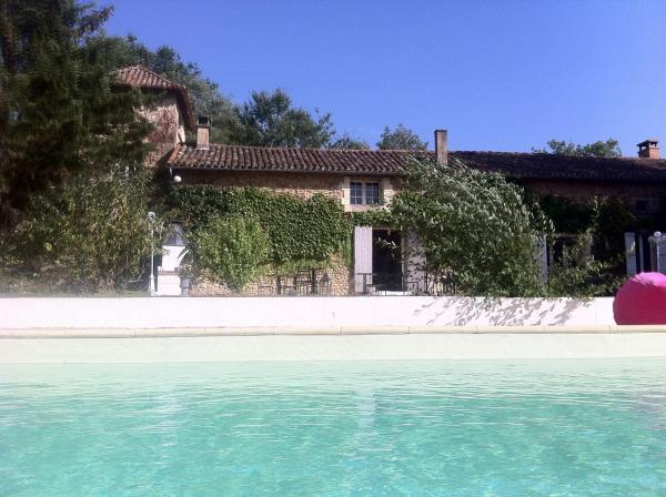 Hotel Pictures: Domaine de Bouyssour, Bouyssour