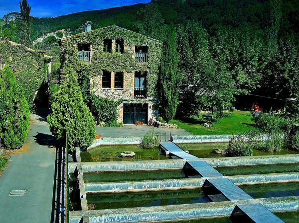Hotel Pictures: La Fabrica Casa Rural, Senterada