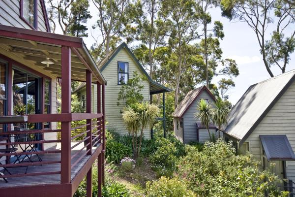 Fotografie hotelů: Great Ocean Road Cottages, Lorne