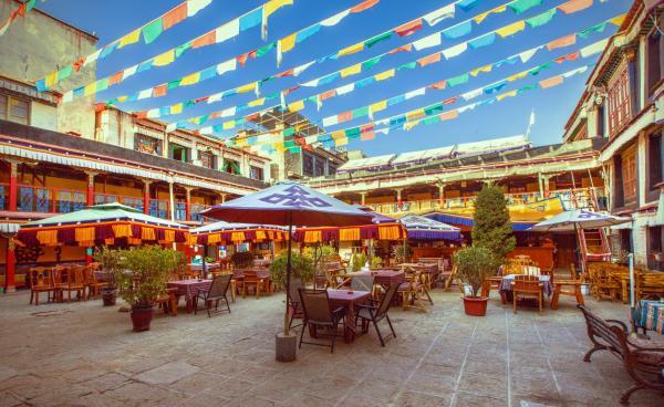 Hotel Pictures: Lhasa Badacang Hotel, Lhasa