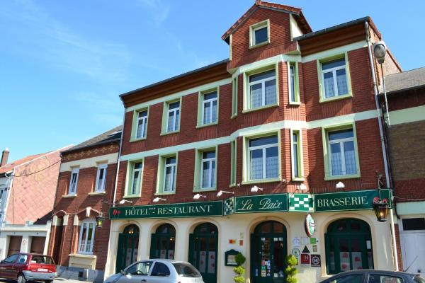 Hotel Pictures: Hotel De La Paix, Albert
