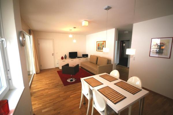 Fotografie hotelů: Abina Appartements de Luxe, Brand