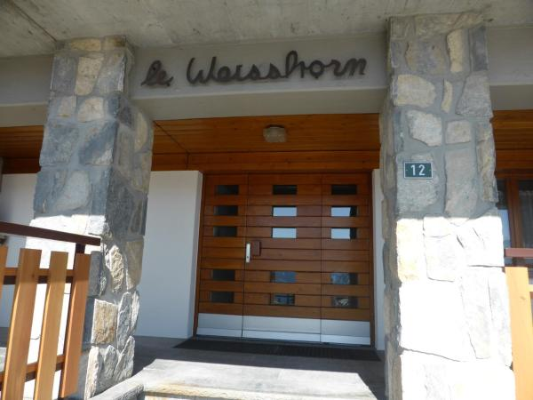 Hotel Pictures: Appartment n°4, Immeuble le Weisshorn, Crans-Montana