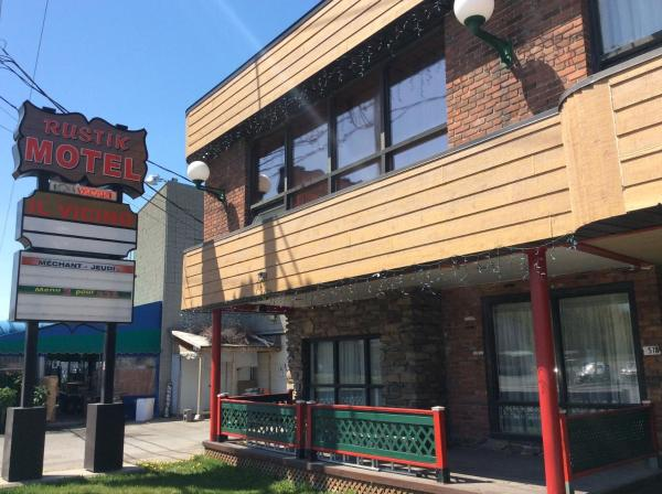Hotel Pictures: Motel Rustik, Châteauguay Heights