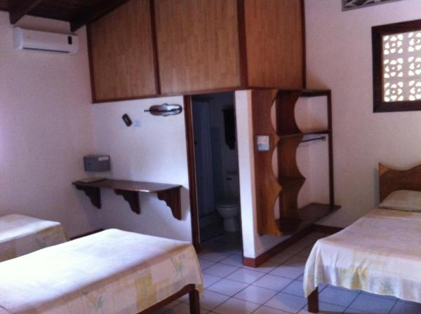 Quadruple Room with Airconditioning