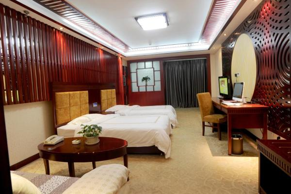 Mainland Chinese Citizens - Deluxe Queen or Twin Room
