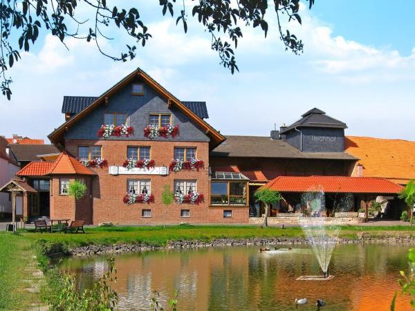 Hotel Pictures: Der Teichhof, Grandenborn
