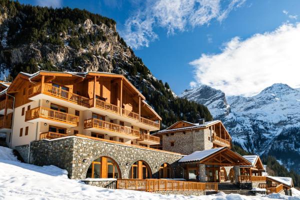 Hotel Pictures: Lagrange Vacances Les Hauts de la Vanoise, Pralognan-la-Vanoise