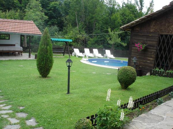 Hotel Pictures: Holiday House Kostovi, Miykovtsi